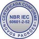 Certificação NBR IEC 60601-2-52
