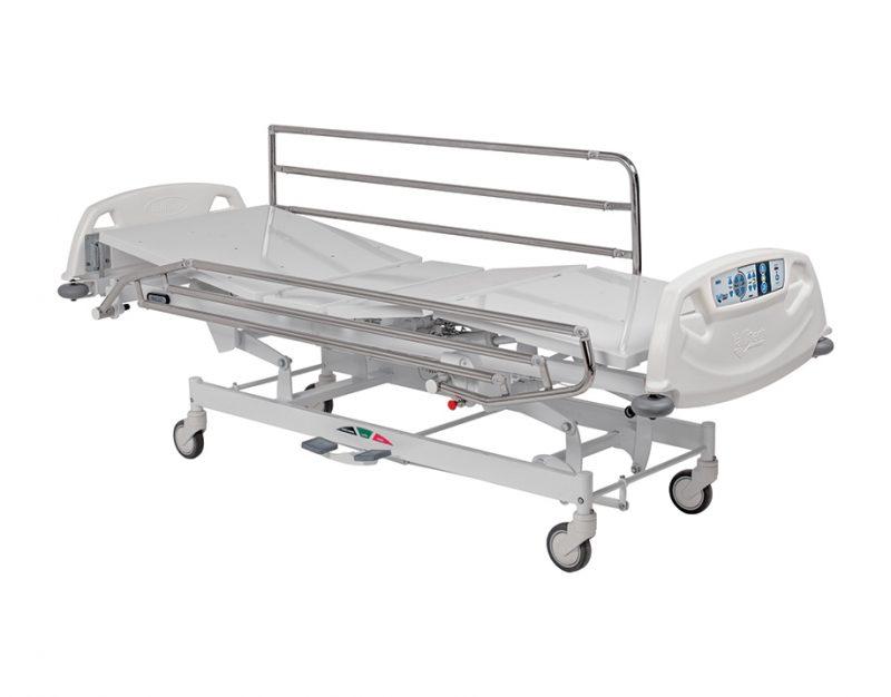 VLT-932 Opção de leito com 70 cm e cabeceira de polietileno C-30